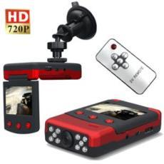 GPS行车记录仪 双摄像头汽车黑匣子行车轨迹记录仪