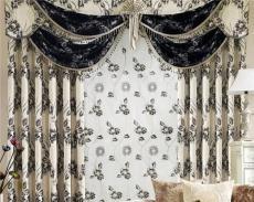 窗帘品牌连锁加盟 全国十佳布艺窗帘