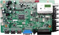 LED TV 驱动板 液晶电视机板卡 V36方案L1