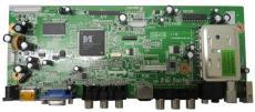 LCD LED TV 都适用 液晶电视机板卡 MST181方案S2