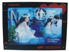EL冷光片 冷光片裝飾時尚婚紗相片 東莞EL冷光片