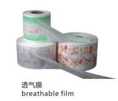 衛生巾 尿褲透氣膜