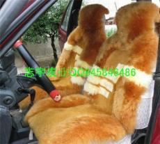 外貿羊毛汽車坐墊批發商 羊剪絨坐墊報價