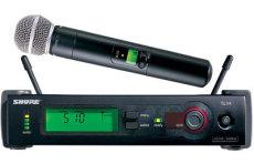 SHURE 舒尔 SLX24/SM58无线话筒