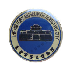 博物館徽章