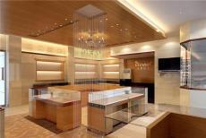 珠寶展柜設計訂做 珠寶店面設計