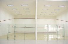 济南三和体育供应壁球馆建设施工