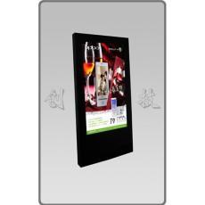 创众专业销售上海广告机 22寸超薄竖式挂墙广告机