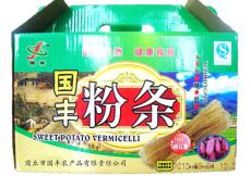 郑州红薯粉条厂 国丰粉条简介 优质国丰粉条
