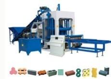液压全自动砌块成型机 液压砌块成型机 水泥空心砌块机