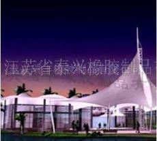 厂家生产供应特氟龙建筑膜材 永久性建筑膜材