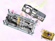 各种仪表台模具 仪表台配件模具 塑胶模具