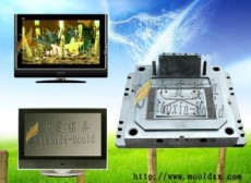 設計電視劇塑料模具 電視劇配件模具