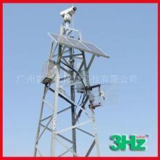 水文地質監控太陽能供電系統