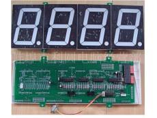 模數AD轉換溫度濕度重量壓力大屏幕數顯屏智能數顯表頭