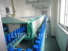 地链式自动喷塑生产线 滤清器喷塑流水线