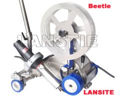 甲壳虫贴带焊接机带圆盘