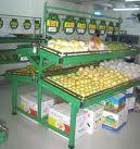 新安固戍水果架水菜架定做超市架大量批发