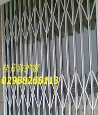 西安防護窗防盜網活動防護窗定做