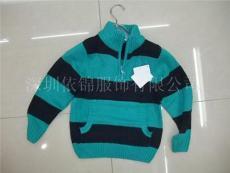 深圳外贸原单童装毛衣15-20元 绝对真品 如假包换