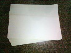 双面激光打印胶片