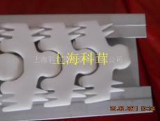 H103齿型柔性塑钢平顶链
