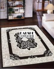 法兰西烂漫风格地毯