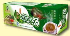礼盒装速溶型五行蔬菜汤 蔬菜汤加盟厂家