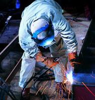 阻燃焊工工作服