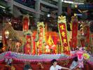 廣州醒獅舞龍隊開業表演---廣州騰達禮儀