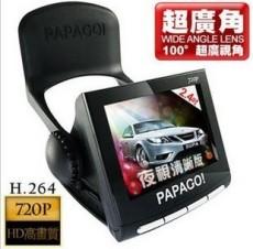 臺灣PAPAGO行車記錄儀 臺灣目擊者行車影像記錄器