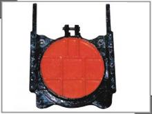 供應鑄鐵鑲銅圓閘門 鑄鐵閘門 鋼制閘門 鋼鐵復合閘門