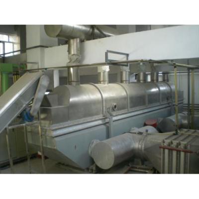 ZLG振动流化床干燥机 振动流化床干燥设备