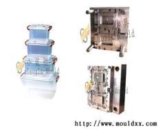 制作保鮮盒塑料模具