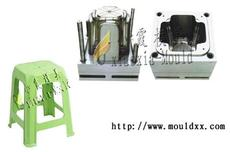 外銷凳子塑料模具