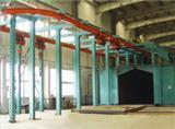 拋丸機 大型吊鉤式拋丸機 88 青島華川機械