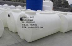 供应2吨卧式水箱 2吨运输储罐 友特2吨塑料容器