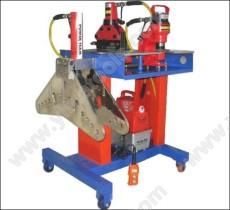 母線加工機 母排加工機 銅鋁排母線加工機MPCB-401