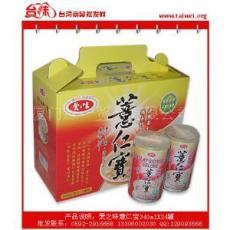 爱之味薏仁宝340gX12罐 进口食品 台湾食品批发
