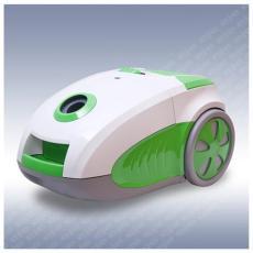 供应益节品牌静音尘袋卧式吸尘器JY-8005