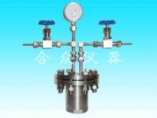 HZ系列大压力循环水热反应釜-找合众仪器