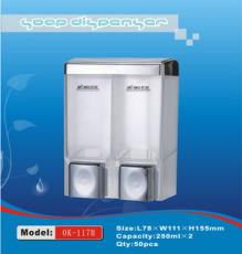厂家直销北奥品牌皂液器 喷雾皂液机