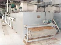 常州群干帶式穿流干燥設備供應商出售 帶式穿流干燥設備