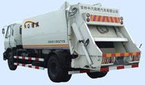 常州壓縮式垃圾車供應商 常州壓縮式垃圾車廠家 璦琪環保