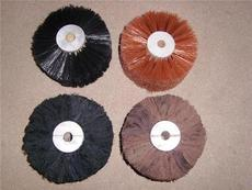 供应自动擦鞋机毛刷轮 各种毛刷辊