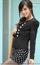 供应服装批发 女装小额批发 上海女装淑女短裙 小额批