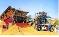 明偉 沙礦機械專業定做各種大小型 旱選機