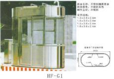 供应鄂州电动伸缩门 自动门 不锈钢电动伸缩门 岗亭