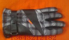 男士防水布背带手套