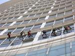 江蘇省專業安裝玻璃 清洗玻璃 墻內外刷涂料工程公司
